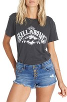 Billabong Women's Buttoned Up Denim Shorts