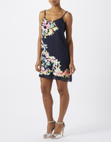Monsoon Cindy Neon Sequin Short Dress