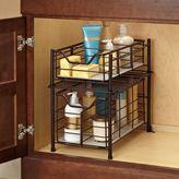 Bed Bath & Beyond Deluxe Medium Bathroom Cabinet Drawer in Bronze
