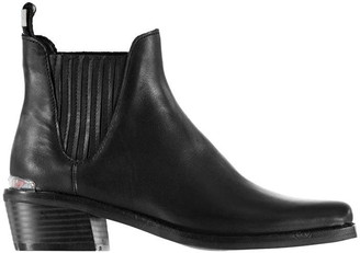 DKNY Michelle Ankle Boots