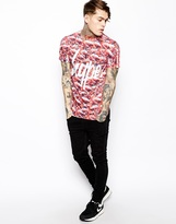 Hype Flamingo T-Shirt Exclusive To ASOS