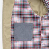 Charles Tyrwhitt Stone Made in England summer Harrington jacket