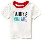 Baby Starters Baby Boys 12-24 Months Daddy's Mini Me Short-Sleeve Tee