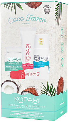 Kopari Coco Faves Kit