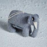 west elm Felt Elephant Ornament