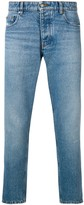 Ami Paris Carrot Fit 5 Pockets Jeans