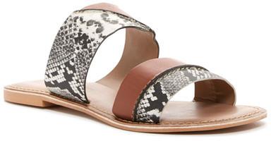 BC Footwear On-the-Spot Flat Sandal