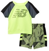 New Balance Performance Tee & Short Set (Baby Boys)
