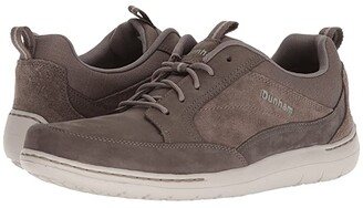 Dunham D Fitsmart Low (Brown) Men's Lace up casual Shoes