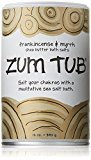 Indigo Wild Zum Tub Bath Salts, Frankincense and Myrrh, 12 Ounce