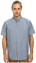 Obey Bower Short Sleeve Woven