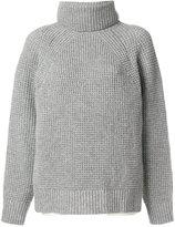 Sacai classic knitted top - women - Wool - 1