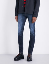 Neuw Iggy slim-fit skinny mid-rise jeans