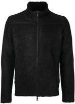 Giorgio Brato zip up jacket - men - Sheep Skin/Shearling - 48