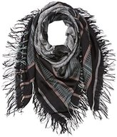 Pieces Women's PCPUNIA SQUARE SCARF Full Slip