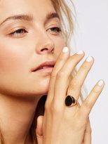 Free People Clean Signet Ring
