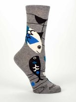 Blue Q BlueQ Ahoy Fish Socks