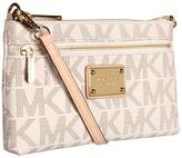 MICHAEL Michael Kors Monogram PVC Large Wristlet Handbags