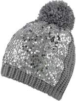 Kaleidoscope Sequin Knitted Hat