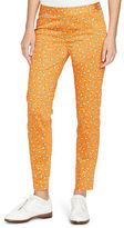 Ralph Lauren Toucan-Print Skinny Pant