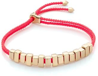 Monica Vinader GP Coral Linear Ingot Bracelet