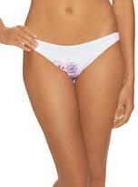 Shoshanna Bikini Bottom with Elasticized Waistband