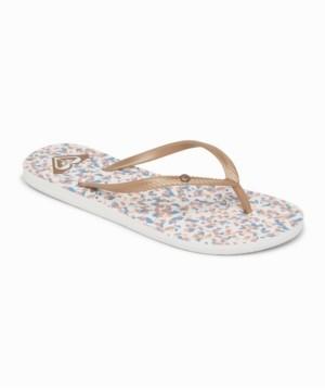 Roxy Women's Bermuda Flip Flops Women's Shoes