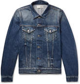 SALLE PRIVÉE - Zach Selvedge Denim Jacket
