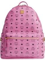 MCM 'Medium Stark' Side Stud Backpack
