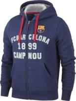Fc Barcelona Full-zip Hoodie