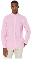 Polo Ralph Lauren Slim Fit Poplin Shirt (Multi) Men's Clothing