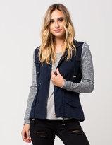 Others Follow Knit Twill Womens Jacket
