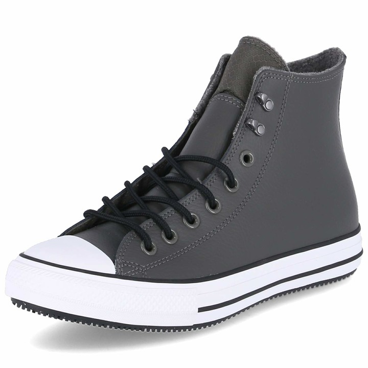 all star black shoes