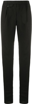 Incotex Linen Slim-Fit Trousers