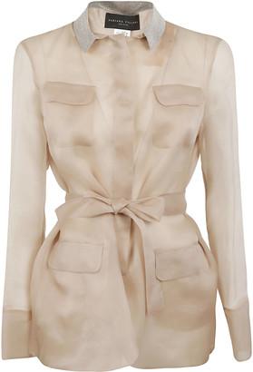 Fabiana Filippi Bow-tie Quad Pocket Jacket
