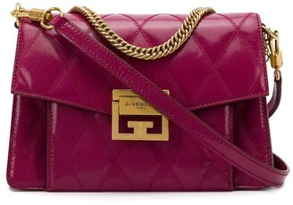 Givenchy quilted Orchid bag