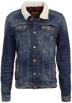 Superdry Stormbreaker Denim Jacket Beaten Blue