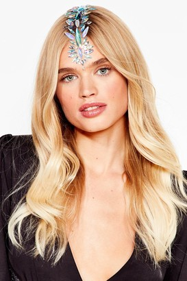 Nasty Gal Womens SHRINE Under the Sea Mermaid Hair Jewels - Multi
