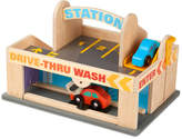 Melissa & Doug Kids' Service Station Parking Garage