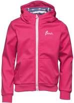 Bench Girls Softshell Bomber Jacket Pink