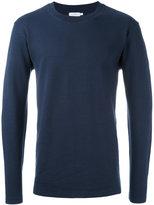 Sunspel crew-neck sweatshirt