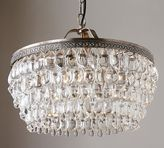 Pottery Barn Clarissa Crystal Drop Round Chandelier