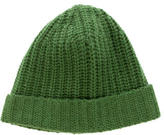 Magaschoni Cashmere Rib-Knit Beanie