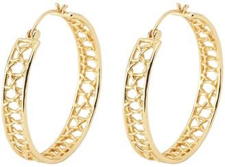 Gorjana Tulum Hoop Earrings