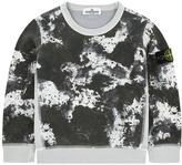 Stone Island Printed sweatshirt