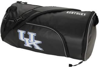 Northwest Company The Black Kentucky Wildcats Squadron Duffel Bag