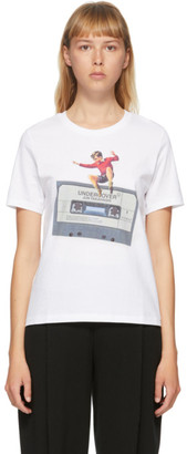Undercover White Cassette T-Shirt
