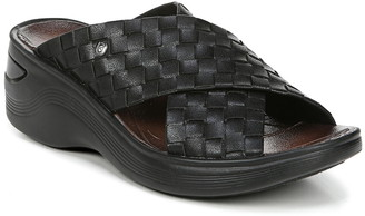 Bzees Dusty Slide Sandal