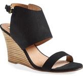 Halogen 'Clarette' Wedge Sandal (Women)