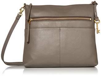 Fossil Women's Fiona Leather Crossbody Handbag